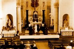 Hochzeit in St. Elisabeth